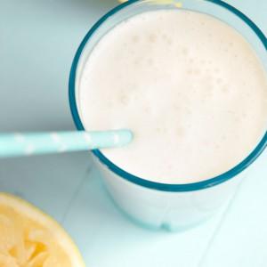 Drikkeyoghurt med koldskålsfornemmelser